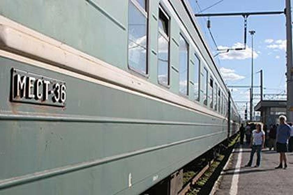 ВВолгоградской области из-за угрозы взрыва эвакуированы пассажиры интернационального поезда