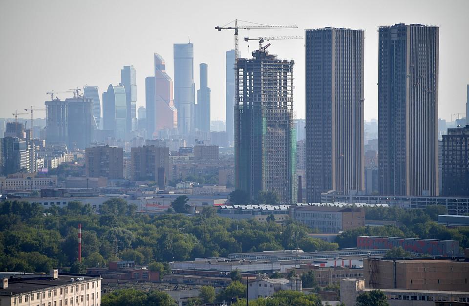 В столице снизился объем предложения вновостройках массового сектора