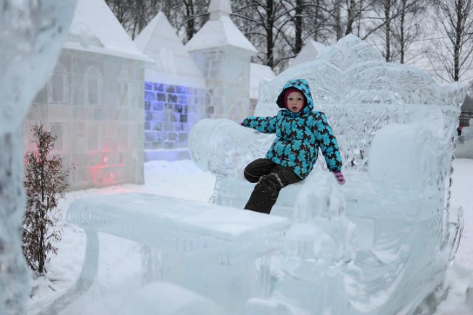 Темой конкурса ледовых фигур вХабаровске будет «Русский балет»