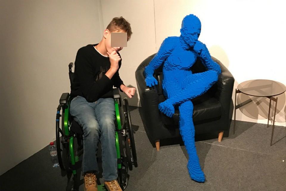 В «Мираж Синема» извинились заинцидент сподростком-инвалидом