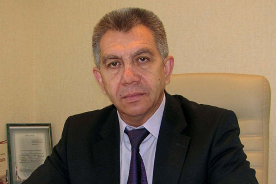 Руководитель  Апшеронска Владимир Бырлов ушел вотставку