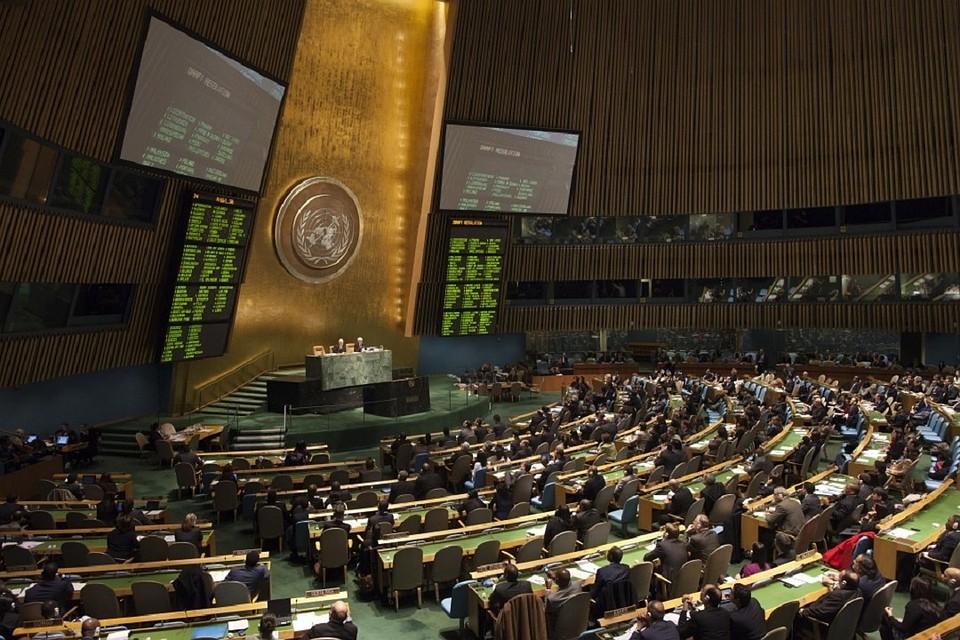 Порошенко: «Новая резолюция ООН поКрыму будет мощным сигналом русской  оккупационной власти»