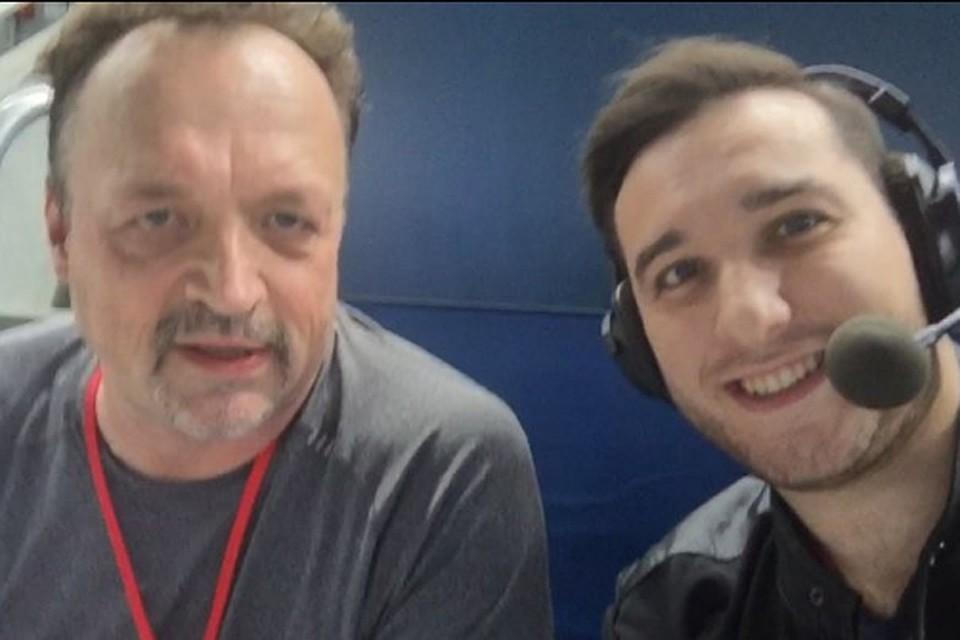 Барнаулец прокомментирует матч «Россия-Испания» вместе сВиктором Гусевым