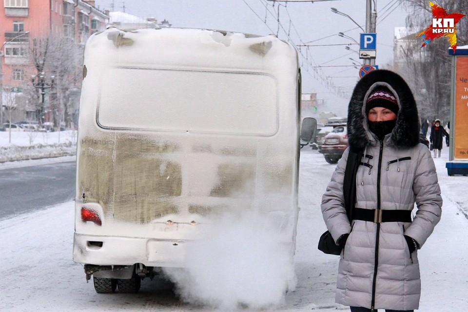 Без осадков, однако холодно: опогоде вАлтайском крае 16ноября