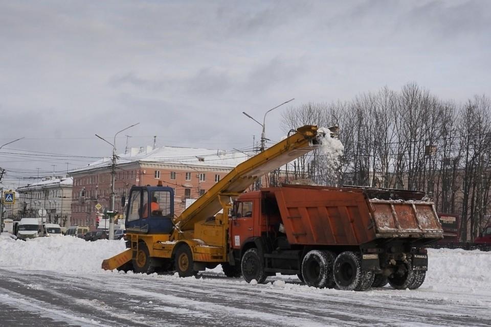 ВТуле зимой вуборке улиц будут участвовать 130 единиц техники