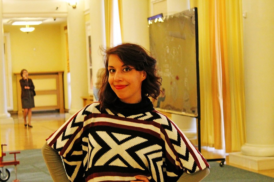Анна Кастильо Мехиа изИжевска стала лучшим молодым библиотекарем Российской Федерации ФОТО ВИДЕО