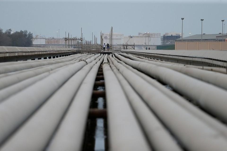 Польша убеждает Европу отказаться от русского природного газа