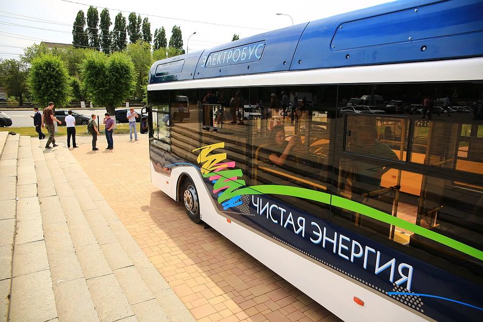 ВВолгограде намаршруте троллейбуса №12 появится электробус