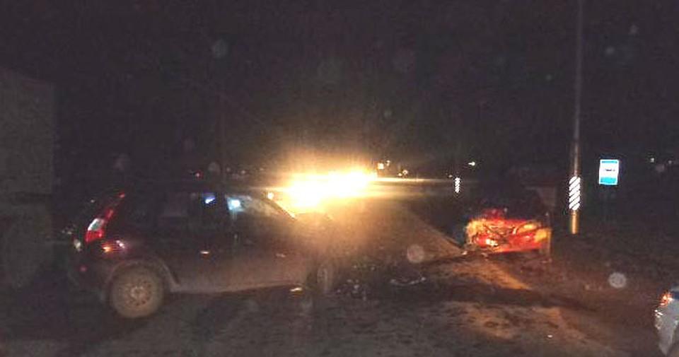 Под Моршанском случилось ДТП, вкотором пострадала двухлетняя девочка
