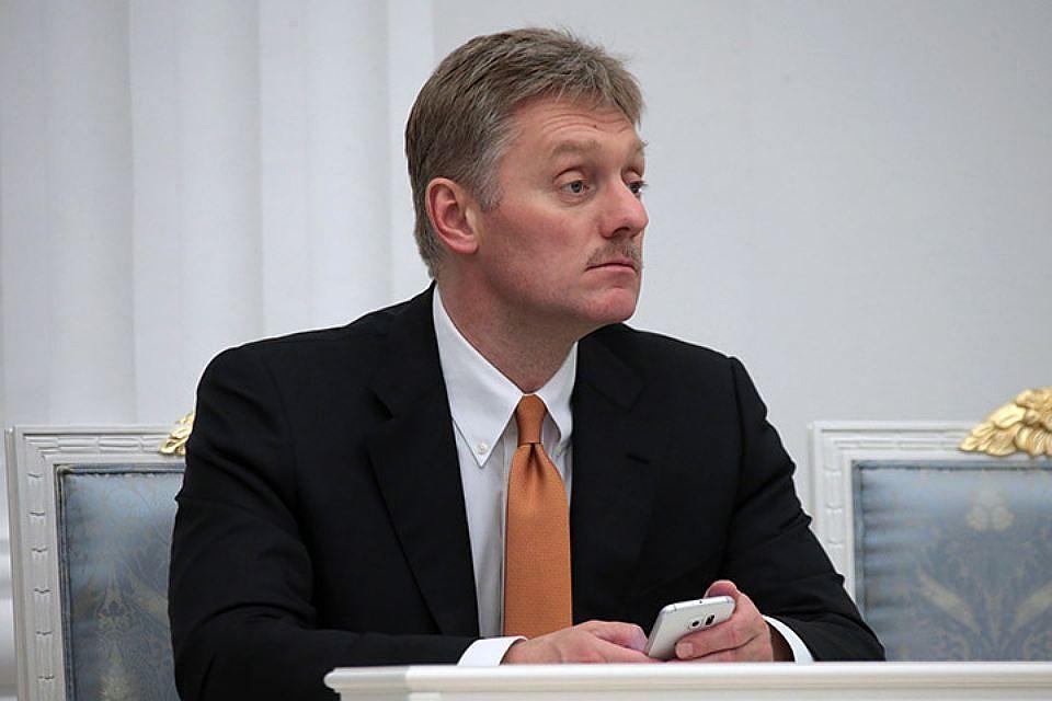 Песков: Кремль внимательно следит заформированием коалиции вГермании