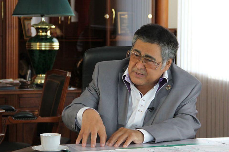 Аман Тулеев зачитает бюджетное письмо впрямом эфире