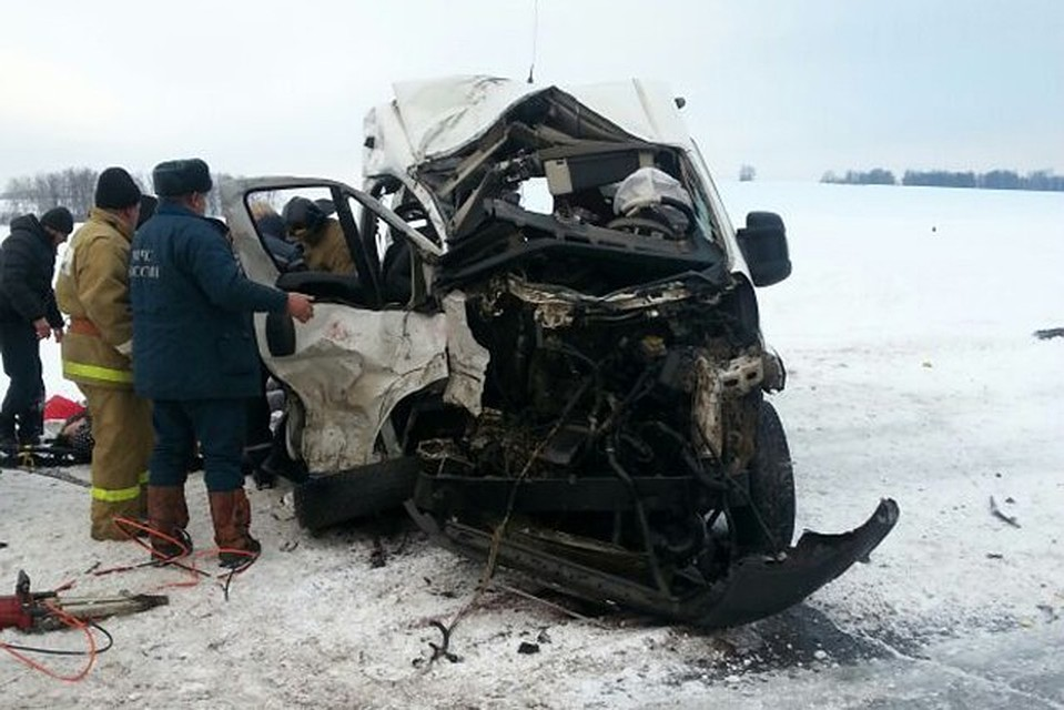 Виновника смертоносного ДТП вБашкирии посадили нашесть лет
