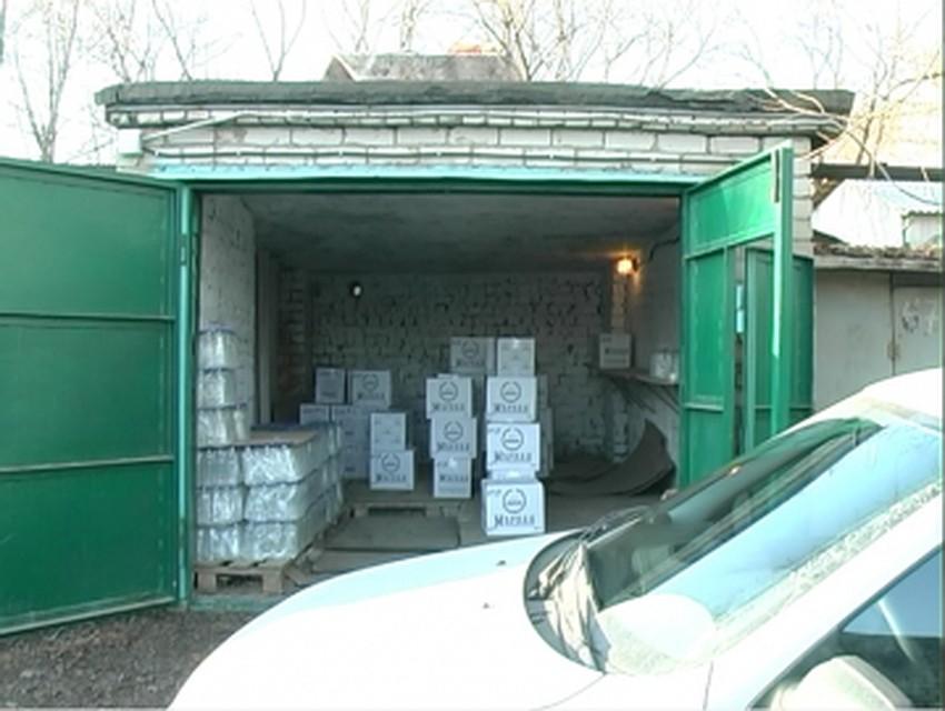 Самарские полицейские изъяли неменее  14 тыс.  литров суррогатного алкоголя
