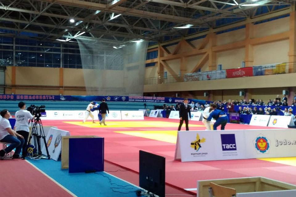 Тюменские спортсмены завоевали 7 наград  насоревнованиях подзюдо вИркутске