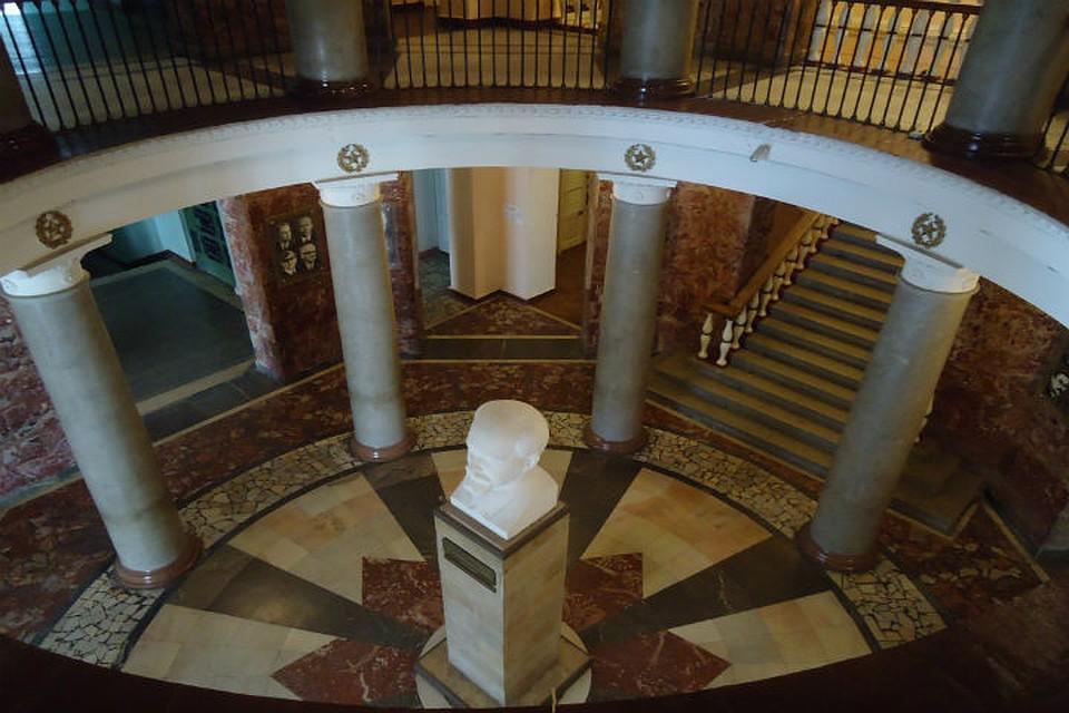 Государственный оптический университет Вавилова стал объектом культурного наследства