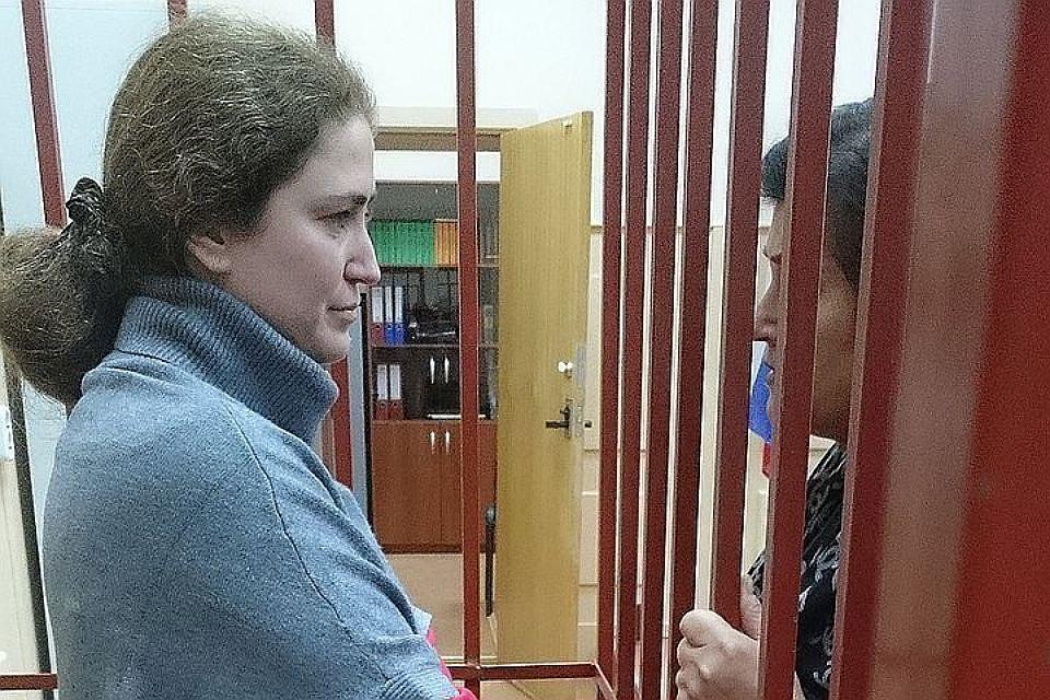 Находящейся под домашним арестом боссу РАМТ Апфельбаум разрешили прогулки