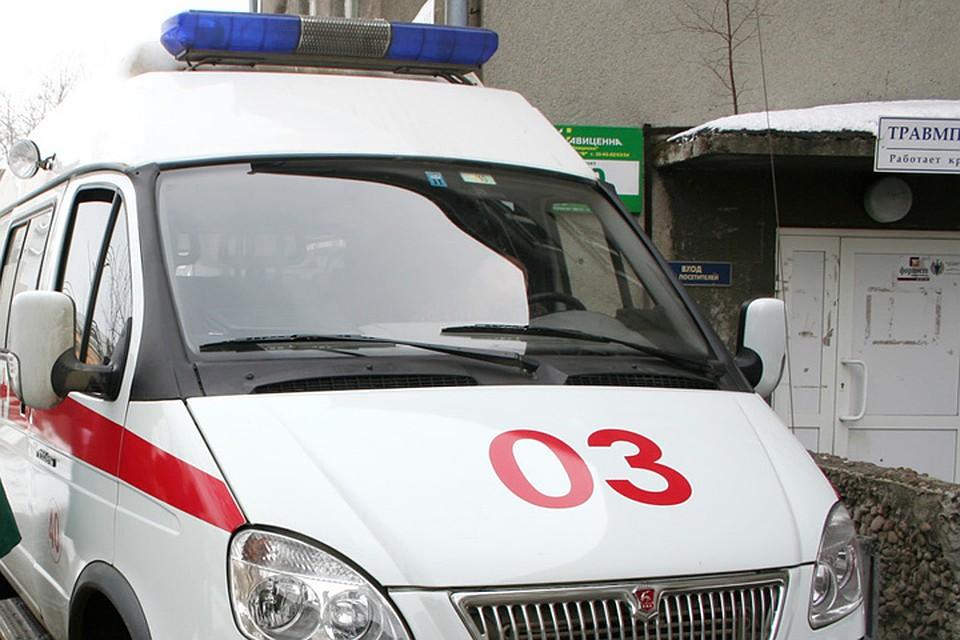 ВПриангарье задержали двоих подозреваемых вугоне машины скорой помощи
