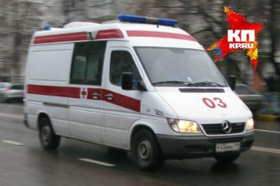 ВПрикамье бригада строителей экстренно доставлена вбольницу из-за опасений налихорадку