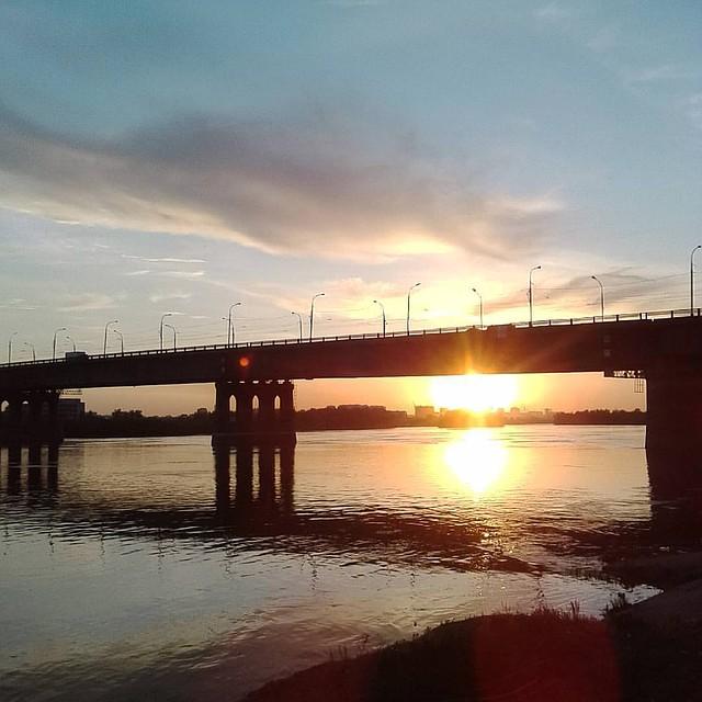 Наремонт Ленинградского моста нужно полмиллиарда