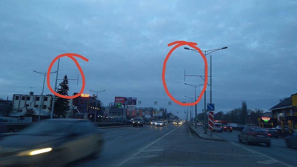 Стало известно, когда вСамаре включат освещение наМосковском шоссе
