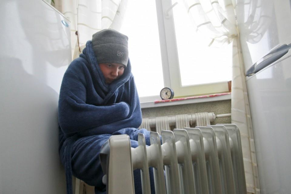 ВХабаровском крае третьи сутки замерзает целый посёлок