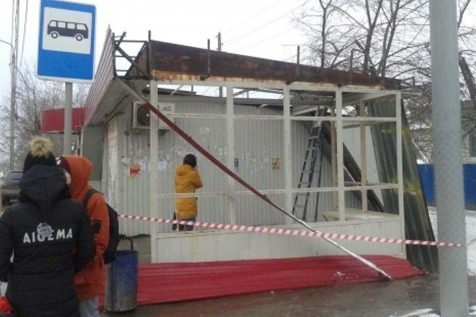 ВПерми снесли неменее 30 незаконных торговых павильонов