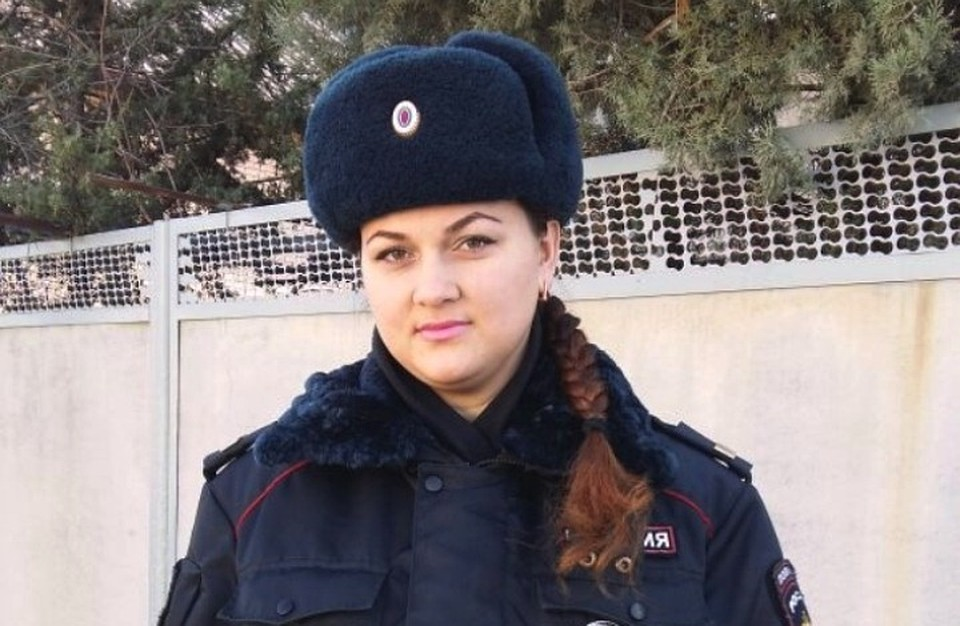 ВКраснодаре девушка-полицейский задержала преступника изсалона красоты