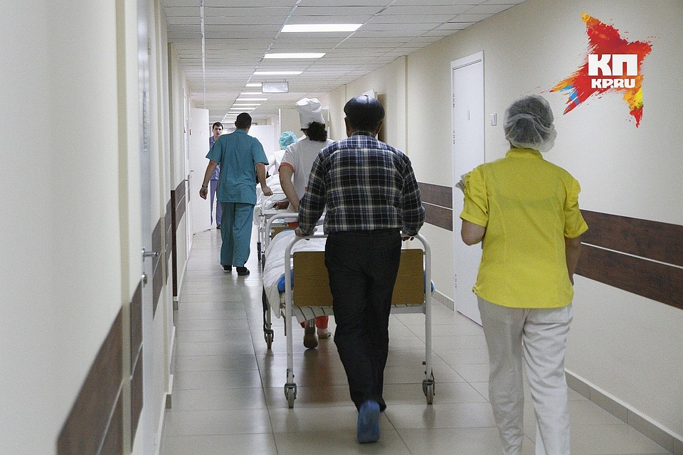 Семье пострадавших впожаре  в«Солонцах» требуется переливание крови