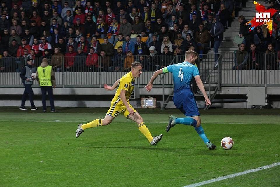 Венгер: футболисты «Арсенала» одержали стильную победу над БАТЭ вматче Лиги Европы