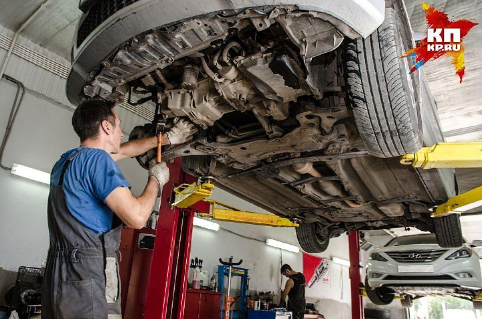 В Российской Федерации могут начать облагать штрафом занепройденный техосмотр автомобиля
