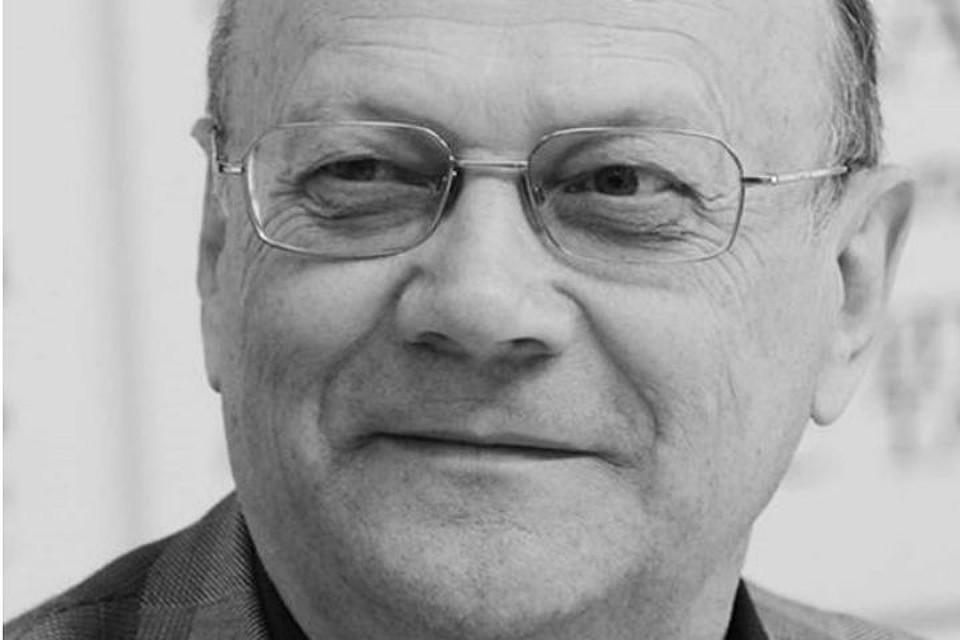 Писатель Александр Образцов скончался вПетербурге