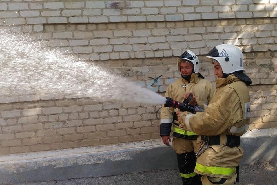 Пожар вКрасногвардейском районе Крыма— эвакуированы 12 человек