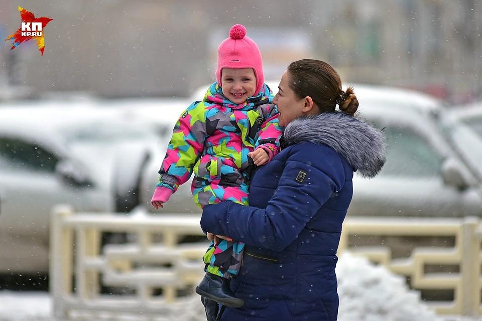 Мороз ущипнет заносы новосибирцев и граждан области вчетверг
