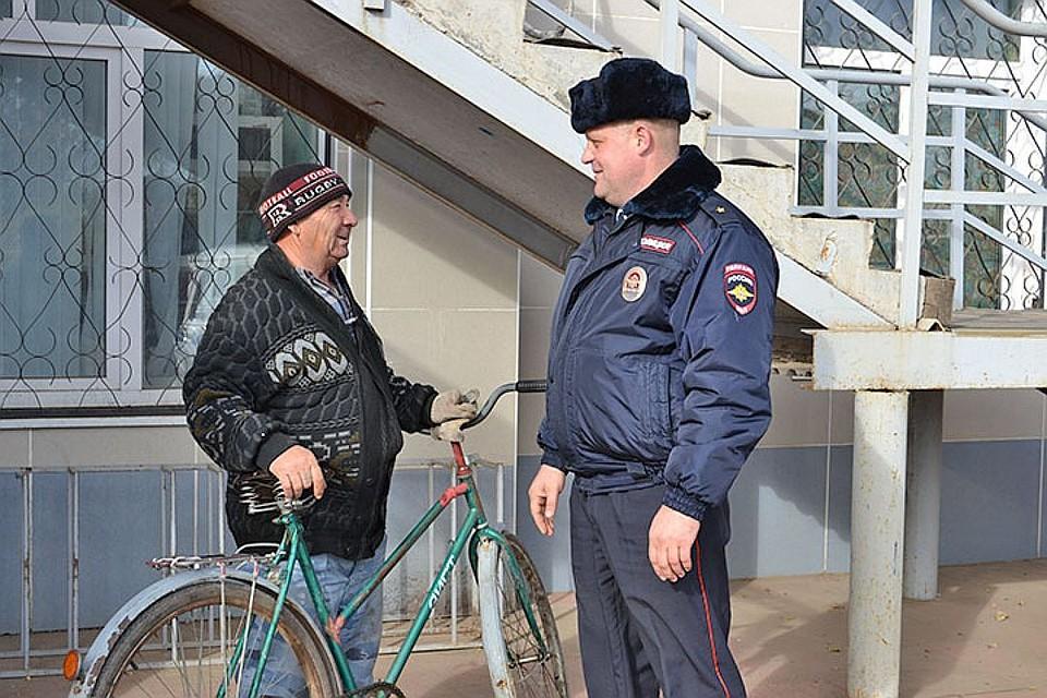 Лучший участковый Самарской области был схвачен споличным