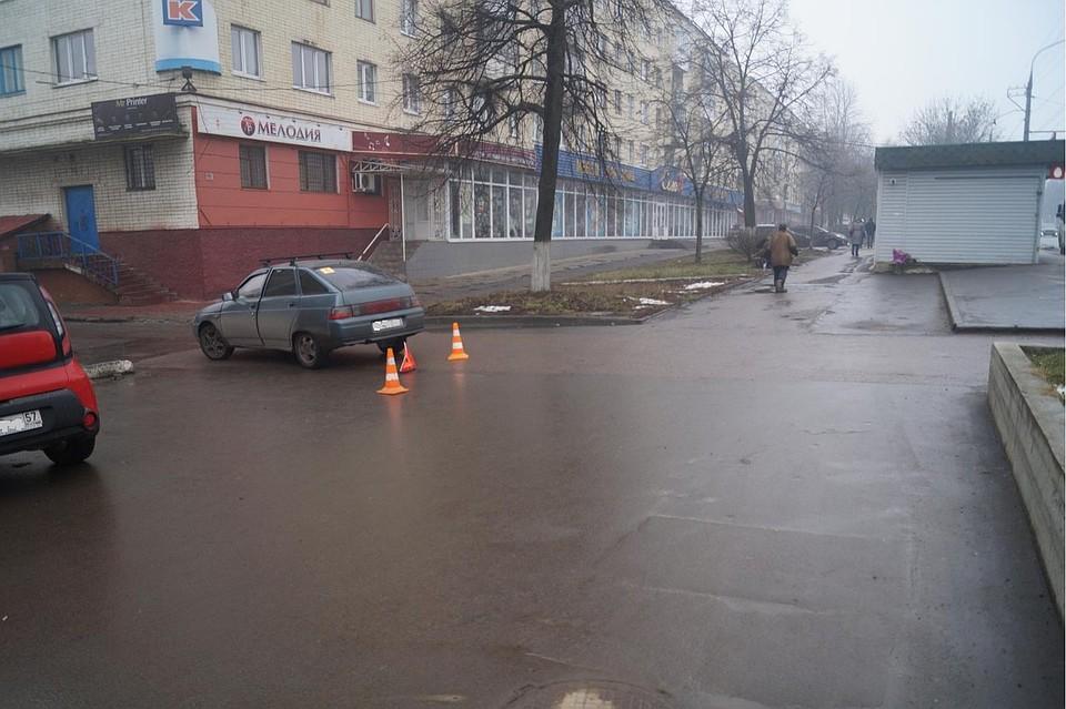 Всамом начале года на трассах Орловской области погибло 23 пешехода