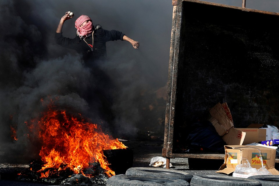 ХАМАС объявил оначале 3-й интифады— «Врата ада» приоткрылись