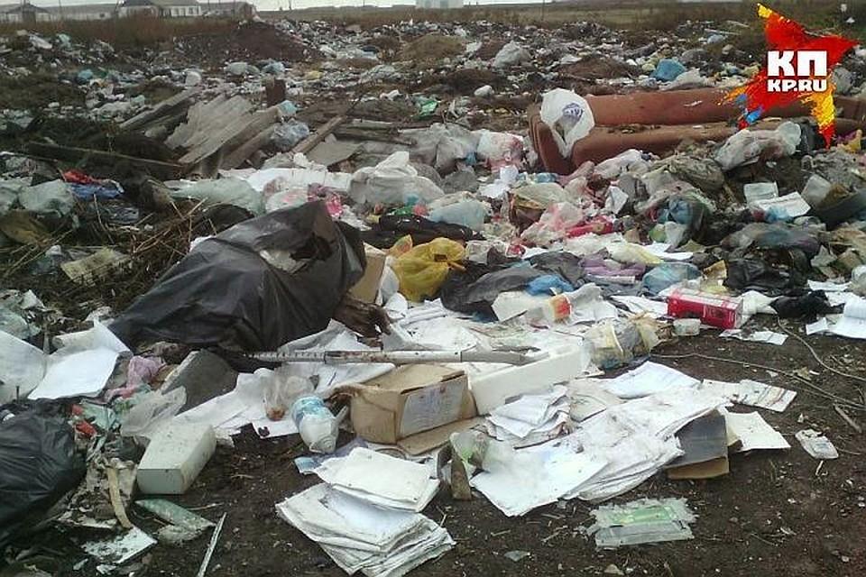 Млн тонн петербургских отходов уедет вЛенинградскую область