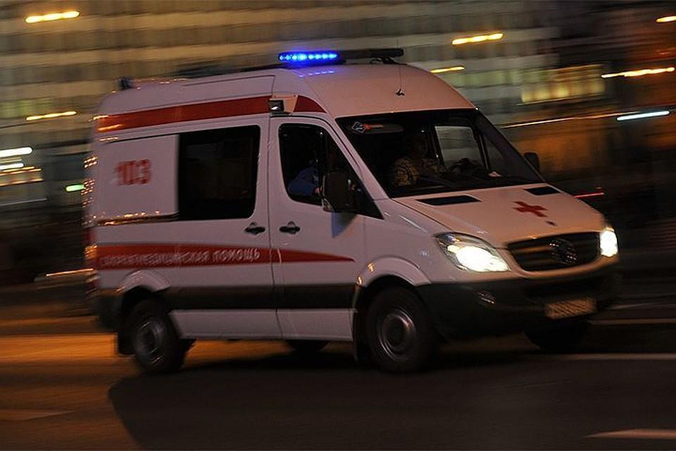 Нетрезвый преступник разбил голову, выбегая изавтобуса наСавушкина