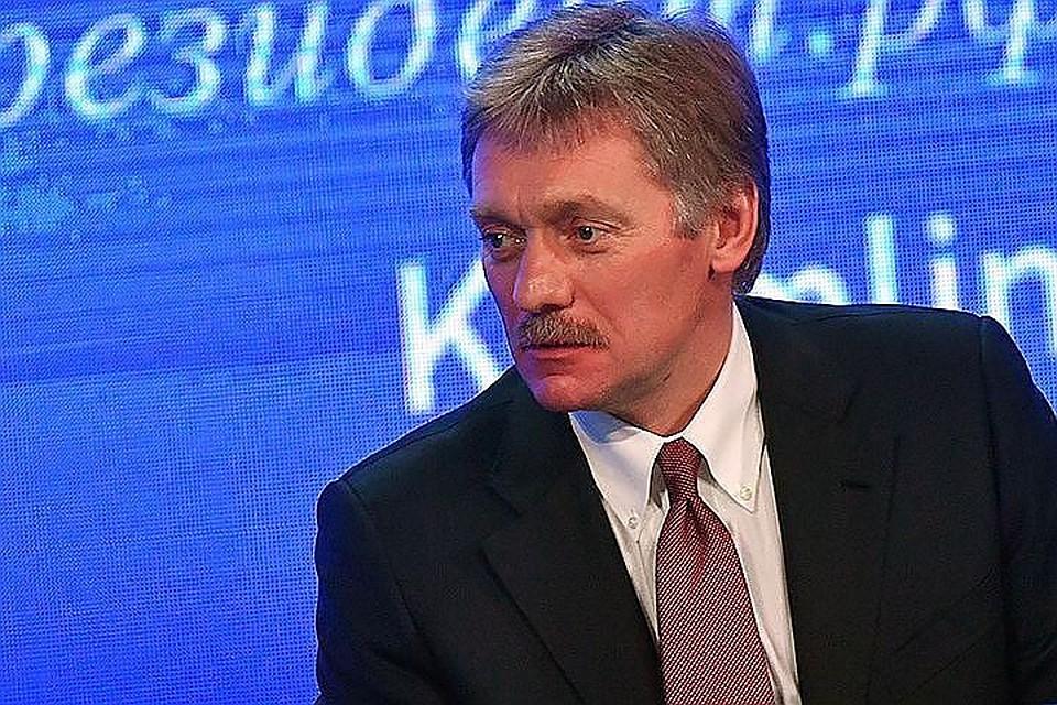 Песков: Кремль недавалЦБ указаний обуменьшении количества банков