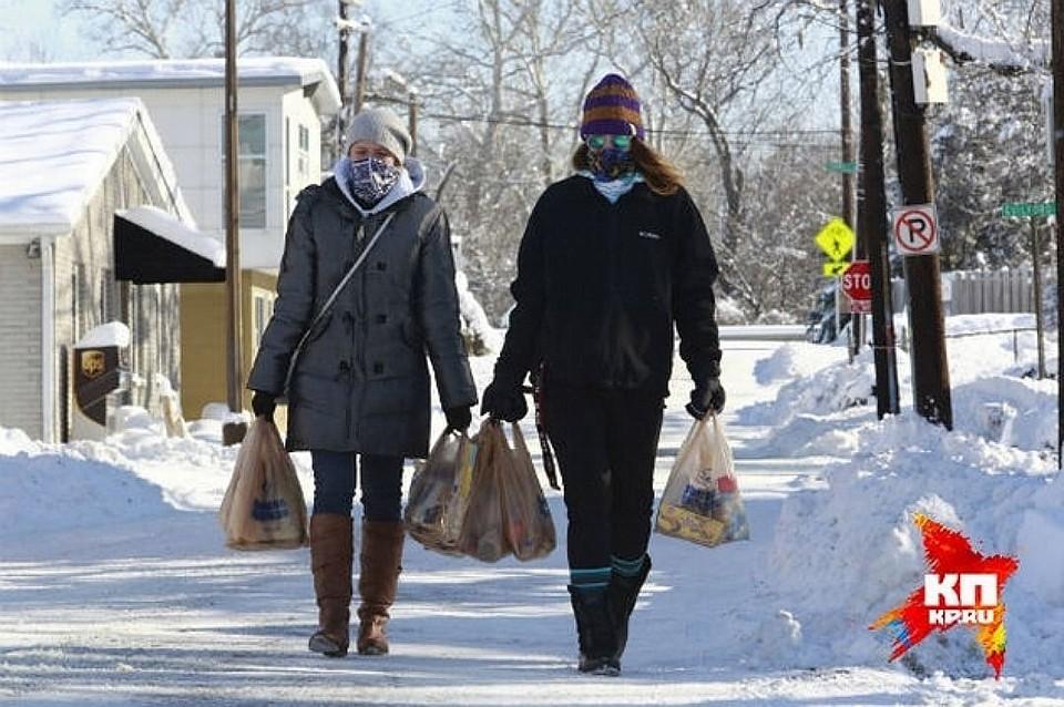 Нанеделе синоптики прогнозируют вКузбассе 30-градусные морозы
