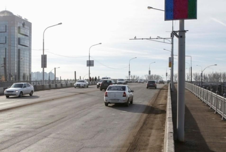 Во 2-ой день Нового года начнется ремонт моста между Краснодаром иАдыгеей