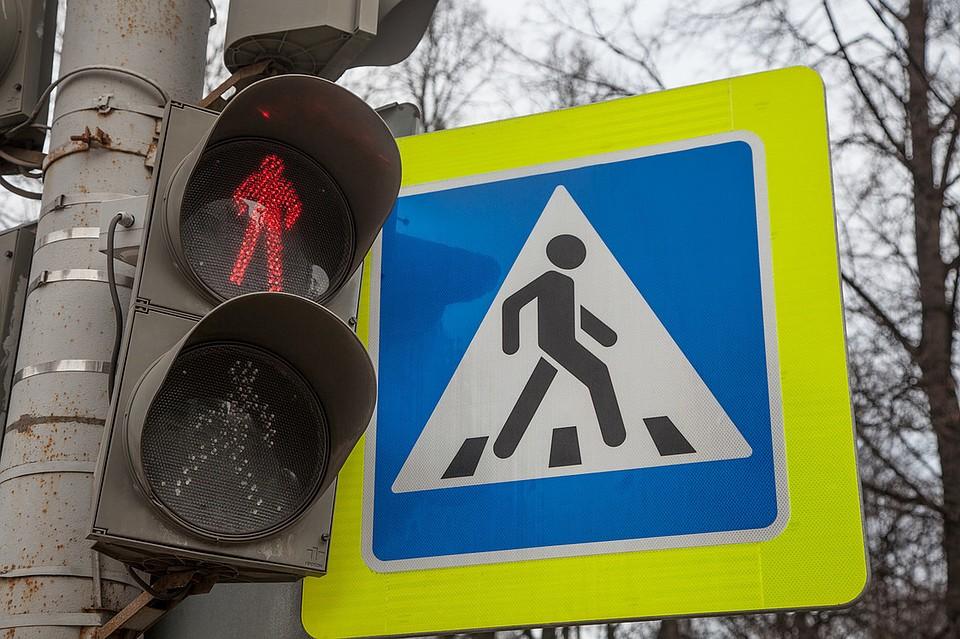 ВПерми установили 5 светофоров на рискованных участках движения