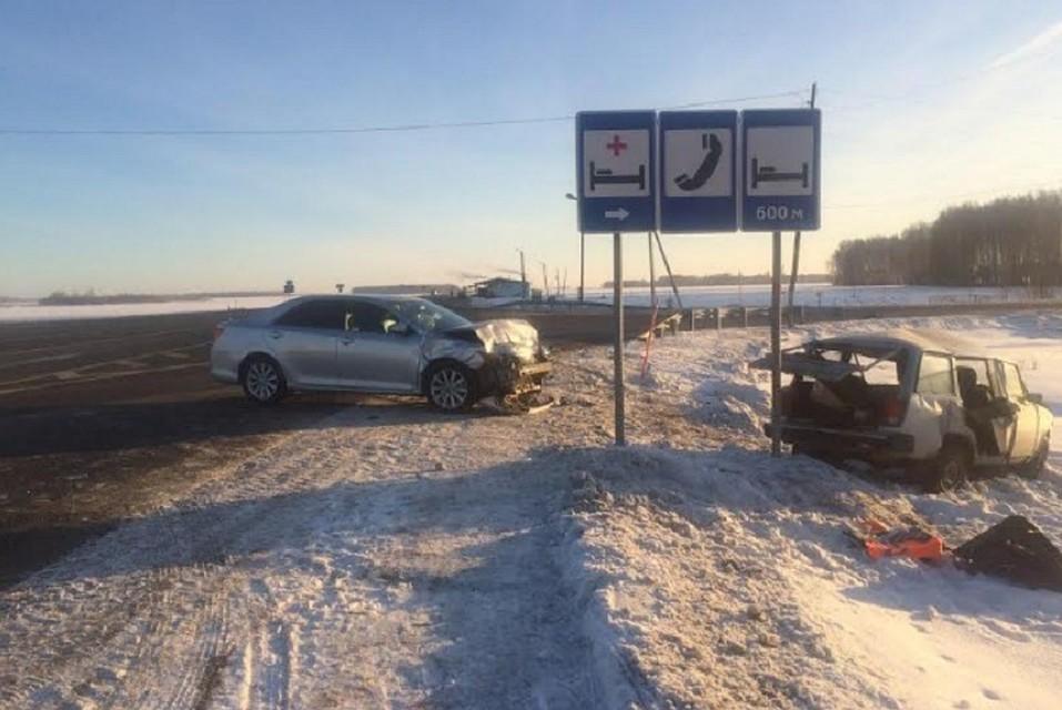 ДТП вТюмени: встолкновении 2-х машин пострадала беременная девушка