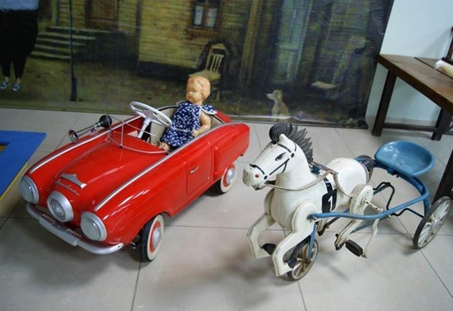 ВКраснодаре вмузее Фелицына откроют выставку «Автомобили. Истории издетства»
