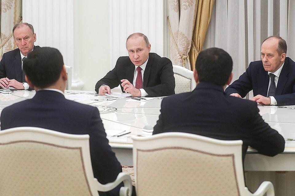 Путин: Российской Федерации небезразлично, куда будут убегать террористы изСирии