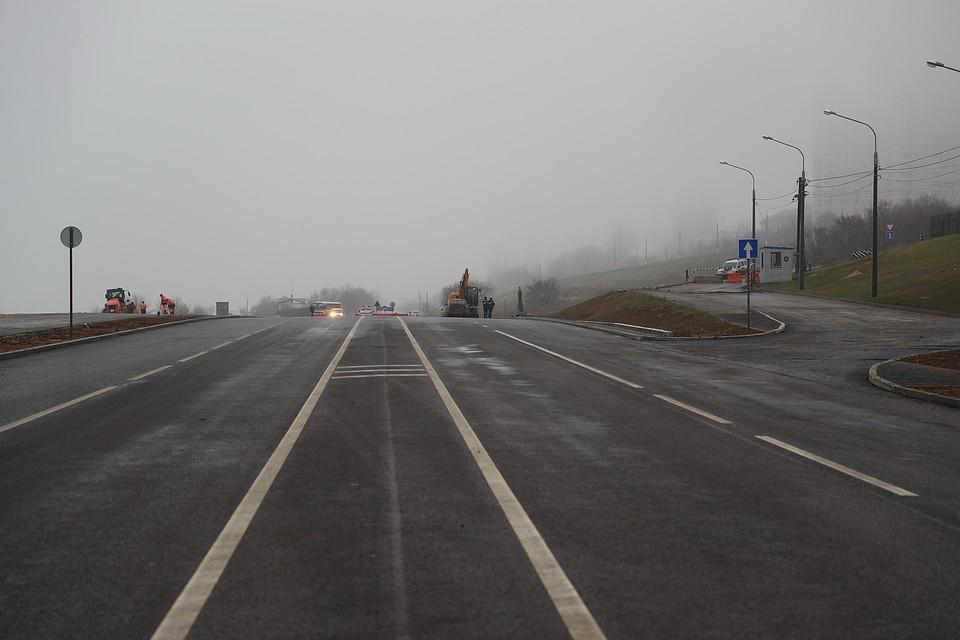Андрей Бочаров пообещал Максиму Соколову 21декабря открыть рокадную дорогу