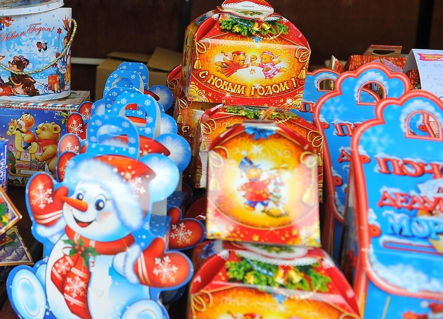 Новогодние подарки дети вПриморье начнут получать соследующей недели