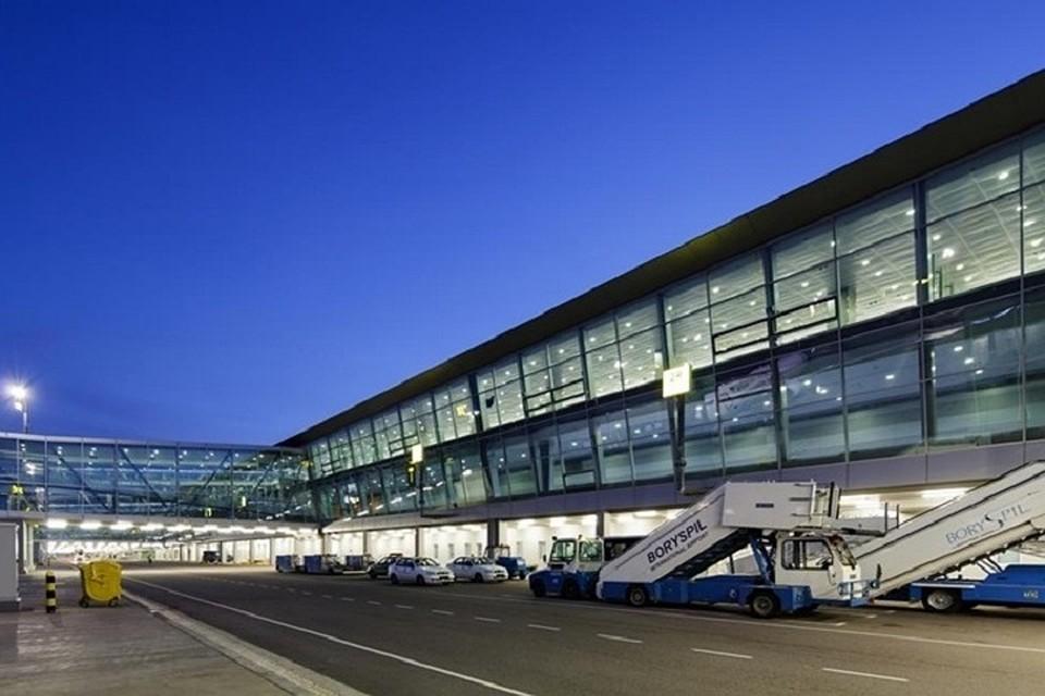 Киевский аэропорт «Борисполь» закрыт из-заЧП ссамолетом «Белавиа»