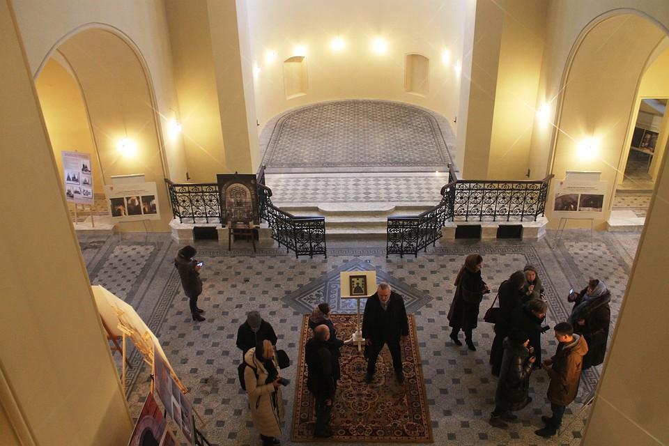 Церковь Мученика Иулиана реставрируют вПушкине