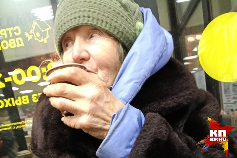 Лишенная дома пенсионерка поселилась намогиле сына